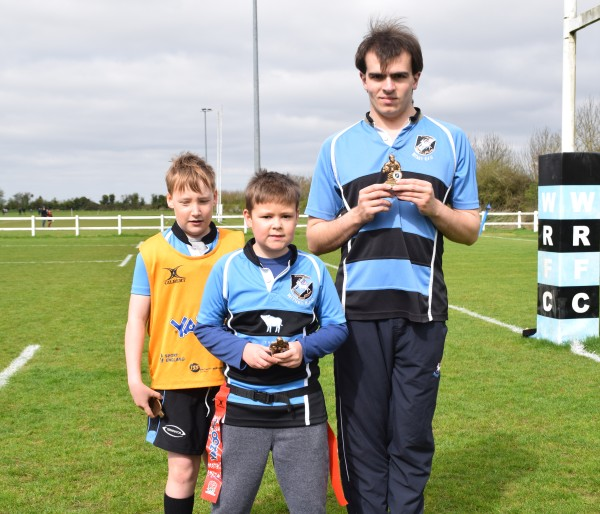 Witney Wolves Player of the Week